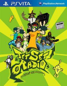 Jet Set Radio (UPDATE 1.01) (Mai/VPK) [PSVita] [USA] [Mega]