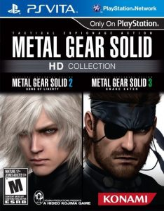Metal Gear Solid HD Collection (NoNpDrm) [PSVita] [EUR/USA] [MF-MG-GD]