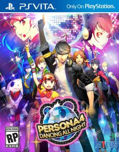Persona 4 Dancing All Night (UPDATE+DLC) (VPK/Mai) [PSVita] [USA] [MF-MG-GD]