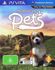 PlayStation Vita Pets (Mai/VPK) [PSVita] [EUR] [MF-MG-GD]