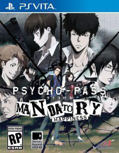 PSYCHO-PASS: Mandatory Happiness [PSVita] [VPK] [USA] [MF-MG-GD]