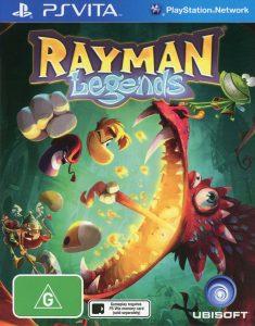 Rayman Legends (Update 1.01) [PSVita] [EUR] [VPK] [Mega]