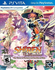 Shiren the Wanderer The Tower of Fortune and the Dice of Fate (VPK) [PSVita] [USA] [MF-MG-GD]