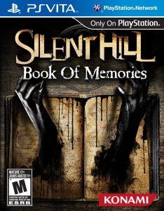 Silent Hill Book of Memories (UPDATE 1.01+DLC) (USA/EUR) [PSVita] [MAI/VPK] [Mega]