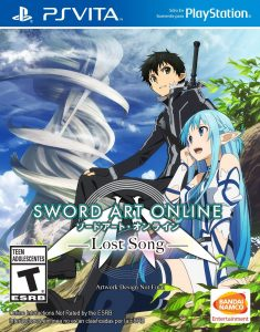 Sword Art Online: Lost Song (DLC) (Mai) [PSVita] [USA] [MF-MG-GD]