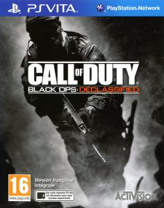 Call Of Duty Black Ops Declassified (Update v1.02) (EUR/USA) [PSVita][Mai][Mega]