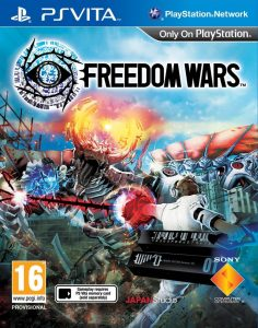 Freedom Wars (UPDATE 1.22+DLC) (EUR/USA) [PSVita] [VPK] [Mega]