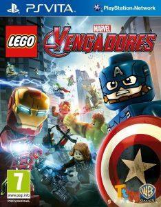 LEGO Marvel Avengers [PSVita] [USA] [VPK] [Mega]