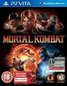 Mortal Kombat Komplete Edition (USA/EUR) [PSVita] [VPK] [MF-MG-GD]