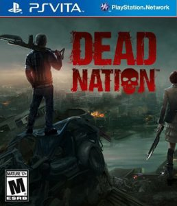 Dead Nation (DLC) (USA/EUR) [PSVita] [VPK] [MF-MG-GD]