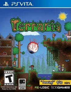 Terraria (Update 1.01) (MAI / VPK) [PSVita][USA][Mega]