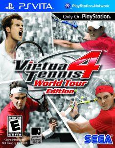 Virtua Tennis 4 [PSVita][EUR][HENkaku][Mega]