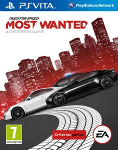Need for Speed Most Wanted (UPDATE) (USA/EUR) [PSVita] [Mai] [MF-MG-GD]
