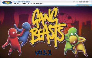 Gang Beasts v0.5.1 – Multiplayer Online [PC]