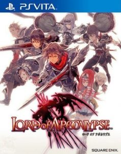 Lord of Apocalypse [PSVita] [JPN] [VPK] [MF-MG-GD]