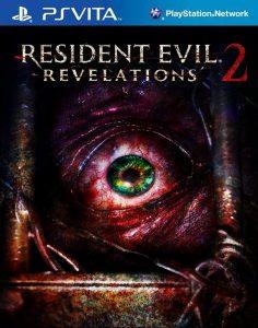 Resident Evil Revelations 2 (UPDATE) (Mai) [USA/EUR] [PSVita] [Mega]