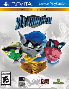 The Sly Cooper Collection [PSVita] [USA] [VPK] [Mega]