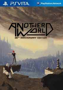 Another World 20th Anniversary Edition (USA/EUR) (VPK) [PSVita] [MF-MG-GD]