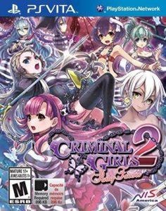 Criminal Girls 2 Party Favors (Mai/VPK) [PSVita] [USA] [Mega]
