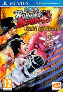 One Piece Burning Blood Gold Edition (UPDATE 1.08+DLC) (Mai/VPK) [PSVita] [USA] [Mega]