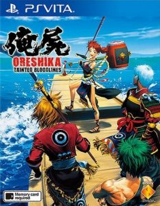 Oreshika Tainted Bloodlines (DLC) (Mai/VPK) (EUR/USA) [PSVita] [MF-MG-GD]