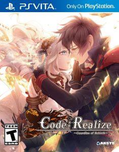 Code:Realize Guardian of Rebirth (USA/EUR) [PSVita] [Mai] [MF-MG-GD]