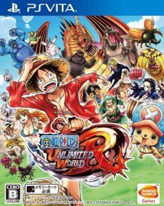 One Piece Unlimited World Red [PSVita] [USA] [VPK] [Mega]
