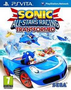 Sonic & All-Stars Racing Transformed (UPDATE+DLC) [PSVita] [Mai] [USA/EUR] [MF-MG-GD]