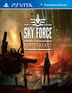 Sky Force Anniversary [PSVita] [USA] [Mai] [Mega]