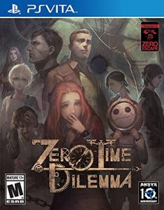 Zero Escape: Zero Time Dilemma (UPDATE 1.01) (Mai/VPK) [PSVita] [USA] [MF-MG-GD]