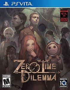 Zero Escape: Zero Time Dilemma (UPDATE 1.01) (Mai/VPK) [PSVita] [USA] [MF-MG-GD]