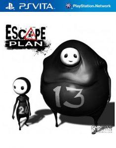 Escape Plan UPDATE+DLC [PSVita] [USA] [VPK] [Mega]