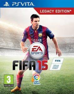 FIFA 15 [PSVita] [EUR] [VPK] [MF-MG-GD]