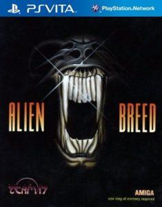 Alien Breed [PSVita] [VPK] [EUR] [Mega]
