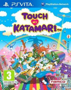 Touch My Katamari UPDATE+DLC [PSVita] [EUR] [Mai] [Mega]