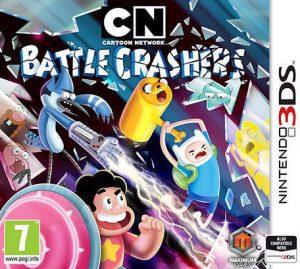 Cartoon Network Battle Crashers 3DS (Region Free) (USA) [CIA] [Mega]