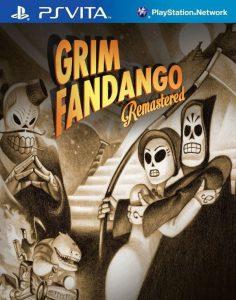Grim Fandango Remastered (UPDATE) (Mai/VPK) (EUR/USA) [PSVita] [MF-MG-GD]