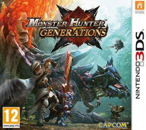 Monster Hunter Generations (CIA) (3DS) (Region Free) (USA)