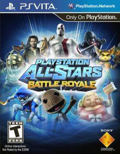 Playstation All-Stars Battle Royale (UPDATE+DLC) [PSVita] [Usa] [VPK] [MF-MG-GD]
