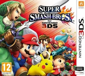 Super Smash Bros 3DS (UPDATE 1 1 7+DLC) (Region Free) (US