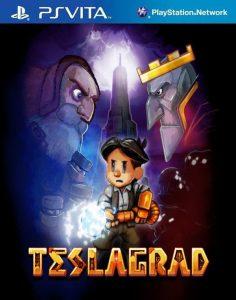 Teslagrad [PSVita] [USA] [Mai] [Mega]