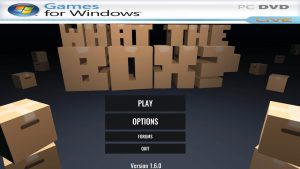WHAT THE BOX? v1.7.1 Multiplayer Online 32/64 Bits [PC]