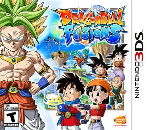 Dragon Ball Fusions 3DS (UPDATE) (Region Free) (EUR) [CIA] [Mega]