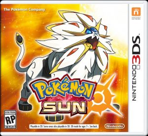 Pokemon Sol 3DS (UPDATE 1.2) (Region Free) (USA) [CIA] [Mega]