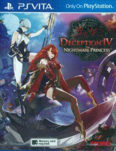 Deception IV The Nightmare Princess Update+DLC [PSVita][MAI][USA][Mega]