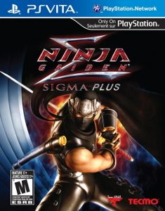 Ninja Gaiden Sigma Plus (Mai/VPK) (USA/EUR) [PSVita] [Mega]