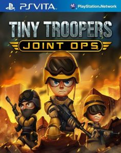 Tiny Troopers Joint Ops + Update [PSVita] [Mai] [USA] [Mega]