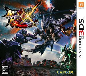 Monster Hunter XX 3DS (UPDATE) [CIA] [Region Free] [Mega]
