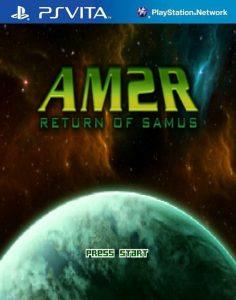 Another Metroid 2 Remake Return of Samus [PSVita] [VPK] [Mega]