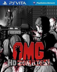 OMG HD Zombies! [PSVita] [VPK] [EUR] [Mega]